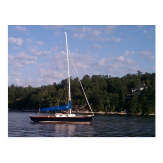 Malletts Bay Clochester Vermont Postcard