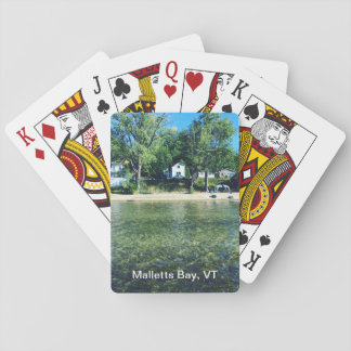 Malletts Bay Playing Cards