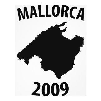 mallorca 2009 flyer