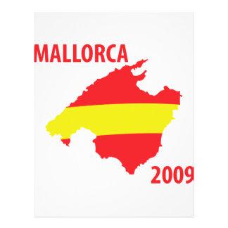 mallorca 2009 icon flyer