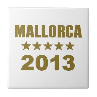 Mallorca 2013 tiles