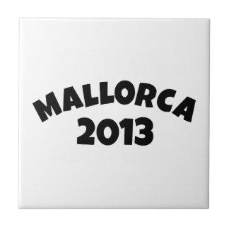 Mallorca 2013 ceramic tiles