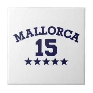 Mallorca 2015 small square tile