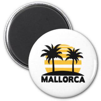 Mallorca 6 Cm Round Magnet