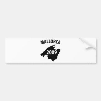 mallorca bumper stickers