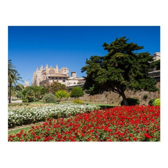 Mallorca - Cathedral of Palma postcard