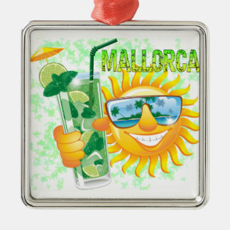 Mallorca Christmas Ornament