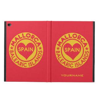 MALLORCA custom monogram device covers