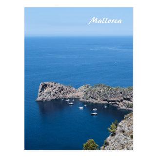 Mallorca Postcard