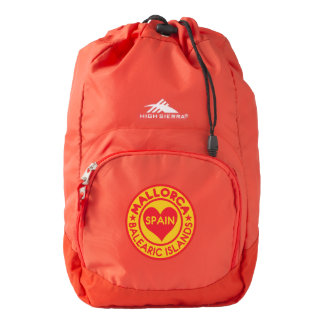 MALLORCA Spain backpack