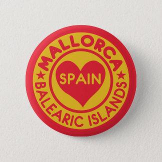 MALLORCA Spain buttons
