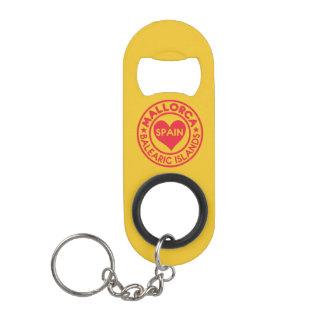 Mallorca Spain custom monogram bottle opener