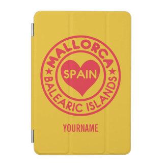 MALLORCA Spain custom monogram device covers iPad Mini Cover