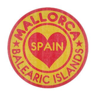MALLORCA Spain cutting board