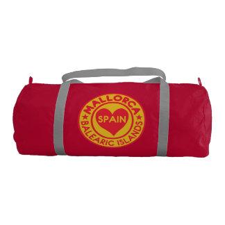 MALLORCA Spain duffle bags