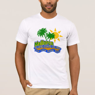 Mallorca State of Mind shirt - choose style, color