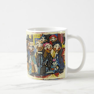 Mallorcan Puppets Mug