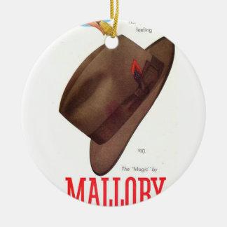 Mallory Magic Christmas Ornament