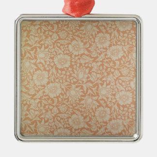'Mallow' wallpaper design Christmas Ornament