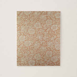 'Mallow' wallpaper design Jigsaw Puzzle