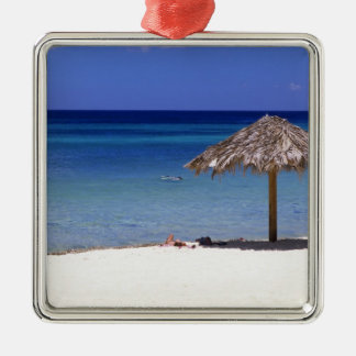 Malmok Beach, Aruba, Netherlands Antilles Christmas Ornament
