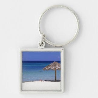 Malmok Beach, Aruba, Netherlands Antilles Keychain