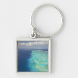 Malolo Barrier Reef off Malolo Island, Fiji Key Ring