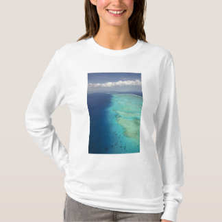 Malolo Barrier Reef off Malolo Island, Fiji T-Shirt