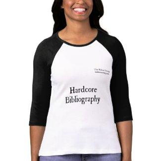 Malone Society Hardcore Bibliography Light