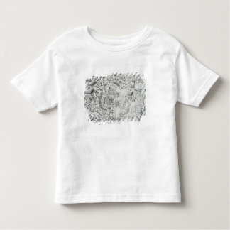 Malta besieged by the Infidel, from 'Della Archite Toddler T-Shirt