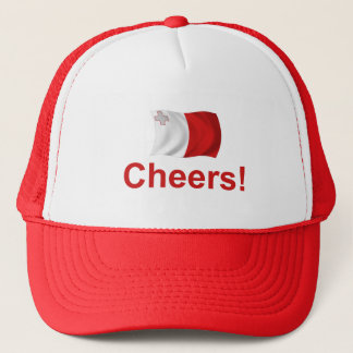 Malta Cheers! Trucker Hat