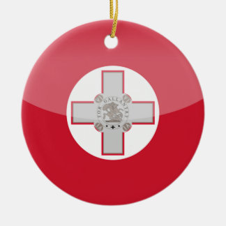 malta christmas ornament