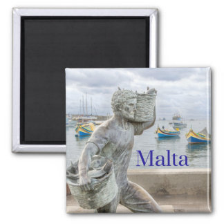 Malta Collectible Magnet