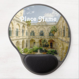 Malta Courtyard Gel Mouse Mat