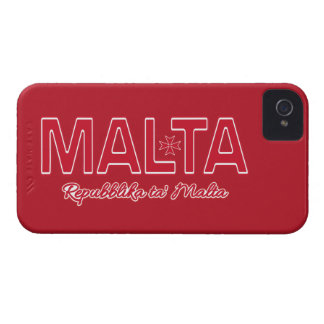 MALTA custom Blackberry case