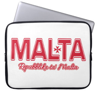 MALTA custom laptop sleeve