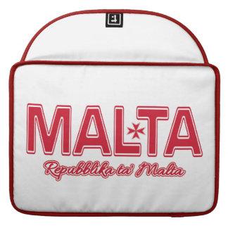 MALTA custom MacBook sleeve