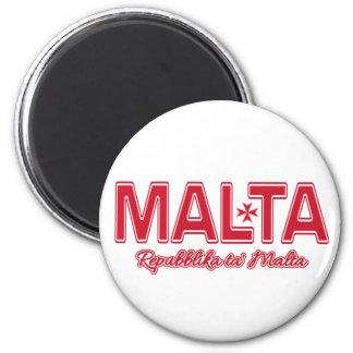 MALTA custom magnet