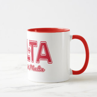 MALTA custom mug - choose style, color
