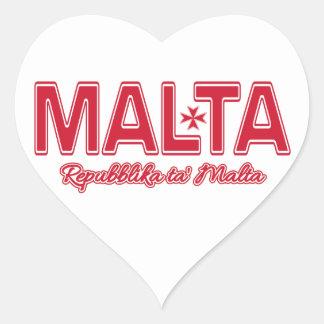 MALTA custom stickers