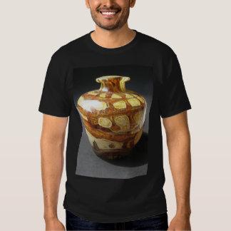 Malta Decorative Glass Globe Vase Shirt