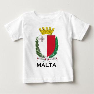 MALTA - emblem/coat of arms/symbol/flag Baby T-Shirt