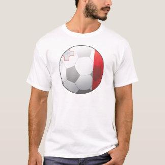 Malta Football T-Shirt
