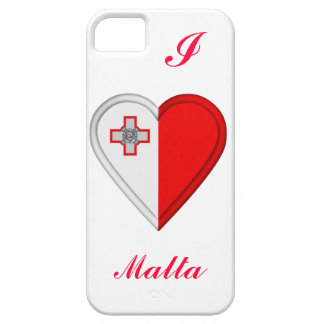 Malta Maltese flag iPhone 5 Covers