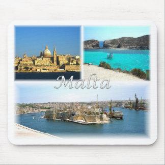 Malta Mouse Mat