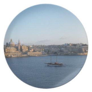 Malta Plate