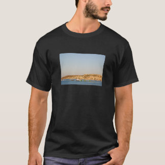 Malta Sea. Sunset T-Shirt