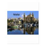 Malta Vallete Harbour (St.K)