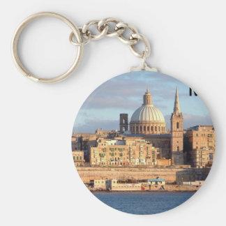 Malta Valletta (St.K) Key Ring