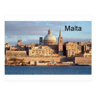 Malta Valletta (St.K) Postcard